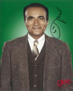 Iqbal Theba (Glee) - Genuine Signed Autograph 8337